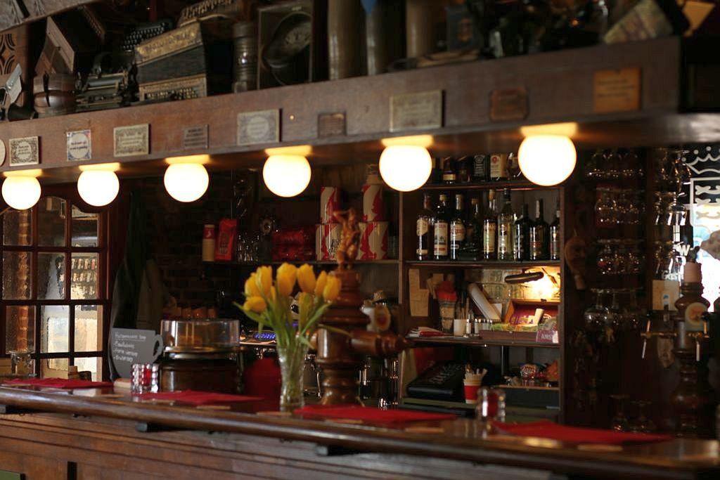 De bar