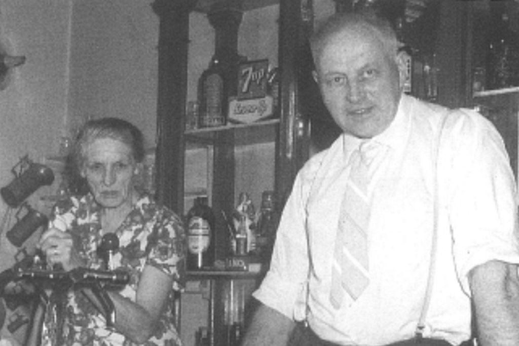 Ome Doris en tante Meintje