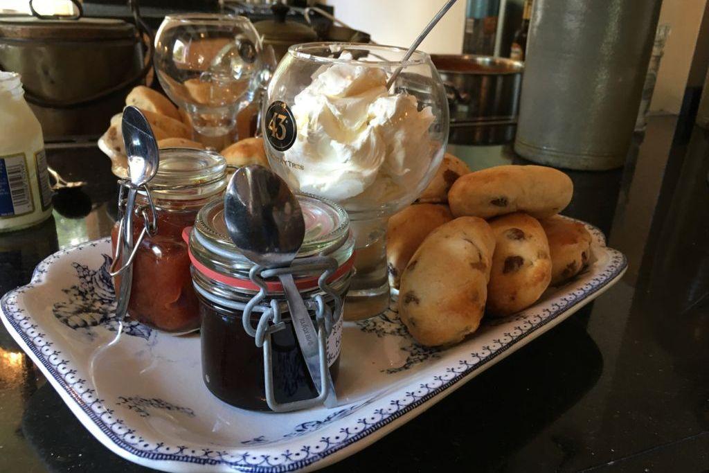 High Tea bij Café Spaarndam